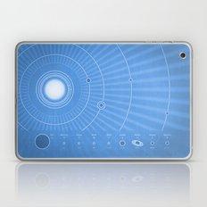 Solar System Cool Laptop & iPad Skin