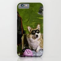 iPhone & iPod Case featuring Superheroes SF by Carla Broekhuizen