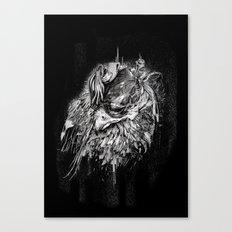 Hawk (edit1) Canvas Print