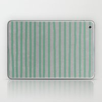 Concrete & Stripes Laptop & iPad Skin