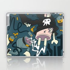 PLUG ME OUT Laptop & iPad Skin