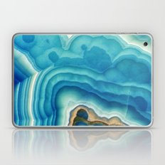 Blue Onyx Laptop & iPad Skin