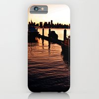 iPhone & iPod Case featuring A View From The North Shore by klark