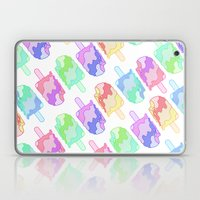 Ice Cream Melt Laptop & iPad Skin