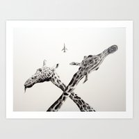 MiG 22 Flogger-B  Art Print