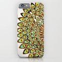 Peacock Mandala – 70s Palette iPhone & iPod Case