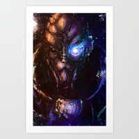 I'm In The Middle Of S… Art Print