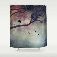 Marvels Of Color Shower Curtain