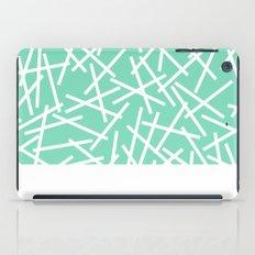 Kerplunk Mint iPad Case