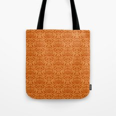 Cloud Factory Damask - Marshflower Tote Bag