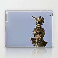 Christopher Columbus Laptop & iPad Skin