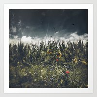 Eternal Summer Art Print