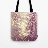Bright Lights Tote Bag