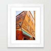 Nice France 5669 Framed Art Print