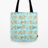 Toasted Marshmallow Tote Bag