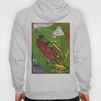 Super Lego Monorails In … Hoody
