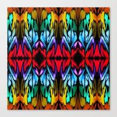 Parrot Patterns Canvas Print