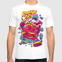 KROOL-AID Mens Fitted Tee White SMALL