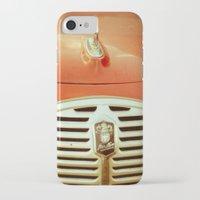 car iPhone & iPod Cases featuring Car by Sébastien BOUVIER