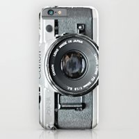 iPhone & iPod Case featuring Vintage Camera Phone by Love2Snap