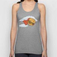 Superburger! Unisex Tank Top