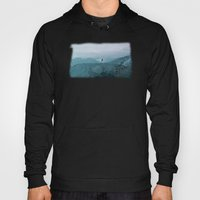 Blue smoky mountains Hoody
