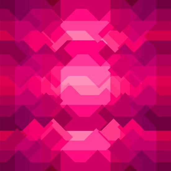 Gemstone - Ruby Art Print