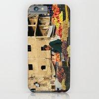 Fruit Vendor; Tripoli, Lebanon. iPhone 6 Slim Case