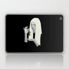 Vana in black Laptop & iPad Skin