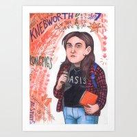 Rae Art Print
