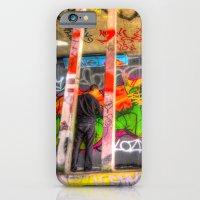 Leake Street Graffiti Artist  iPhone 6 Slim Case