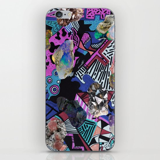 RADICAL ▲  SYNTHIA  iPhone & iPod Skin