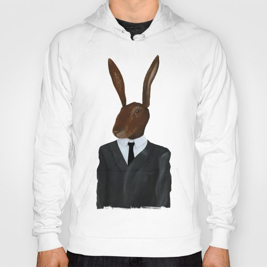 David Lynch | Rabbit Hoody