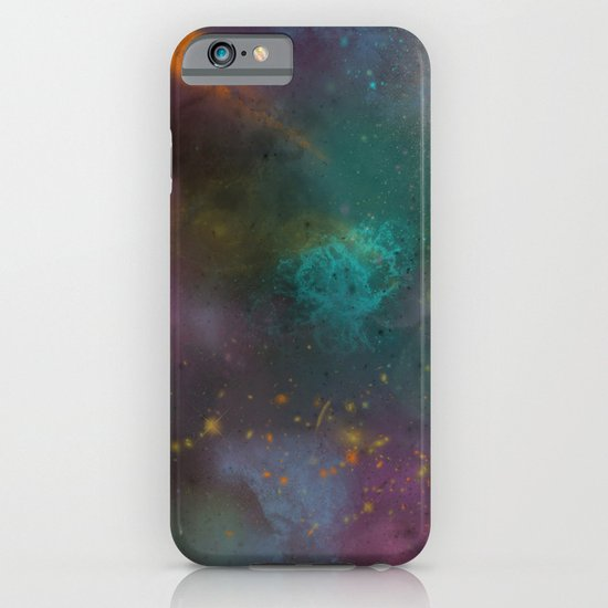 Galaxy Print iPhone & iPod Case