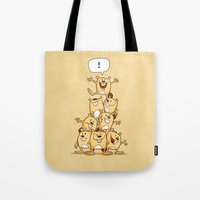 Shout It Out! Tote Bag