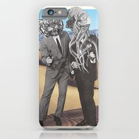 iPhone & iPod Case featuring They Made Us Detectives (1979) by Morgan Jesse Lappin