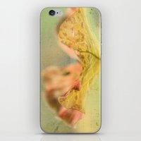 Faded Water Leaf  - JUST… iPhone & iPod Skin