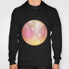 The Sound of Light and Color - pink & honey Hoody