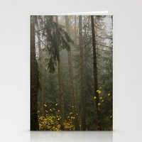 Forest#3 Stationery Cards