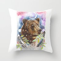 Ursa Throw Pillow