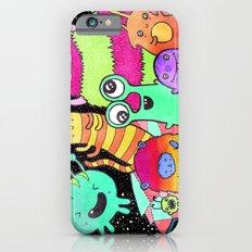 Intergalactic Dance Party iPhone 6 Slim Case