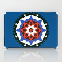 Bold and bright beauty of suzani patterns ver.7 iPad Case