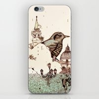 Venice Acqua Alta iPhone & iPod Skin