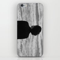 frame 23-9 iPhone & iPod Skin