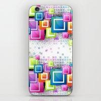 I'm Just Too Freakylicio… iPhone & iPod Skin