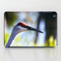 Sandhill Crane iPad Case