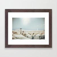 Gorgina Framed Art Print