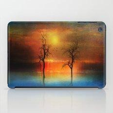 waterfall of light iPad Case