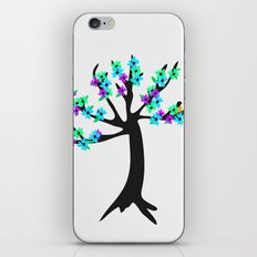 Sping is here iPhone & iPod Skin