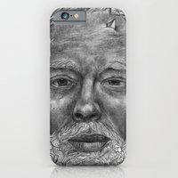 iPhone & iPod Case featuring Thom Yorke by RamonN90